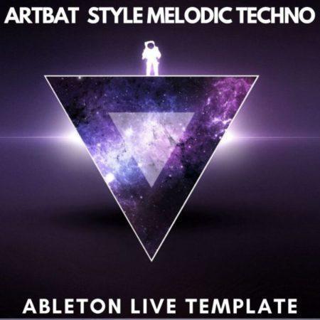Artbat Style Melodic Techno Ableton Template