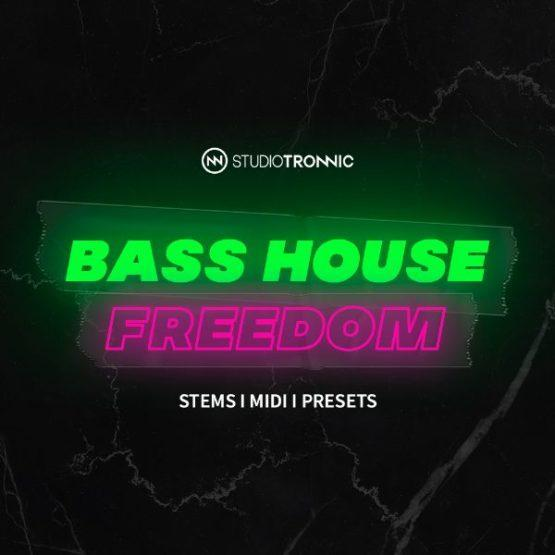 Bass House Freedom By Studio Tronnic Sample Pack