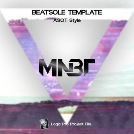 Beatsole Template For Logic Pro By MNBT
