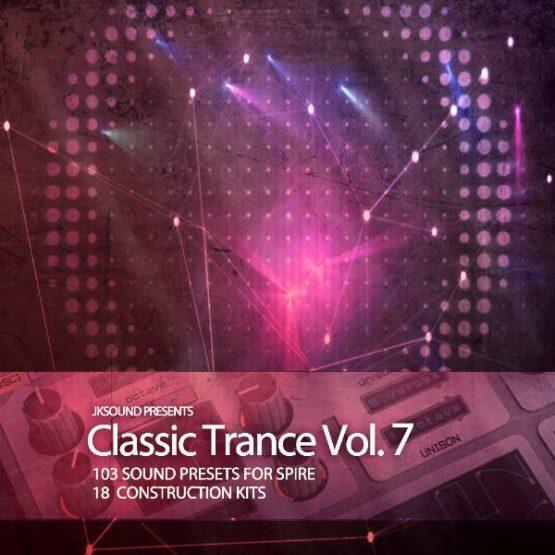 Classic Trance Vol 7 Sample Pack By JK Sound