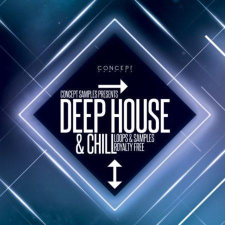 Deep House And Chill By Concept Samples Sample Pack