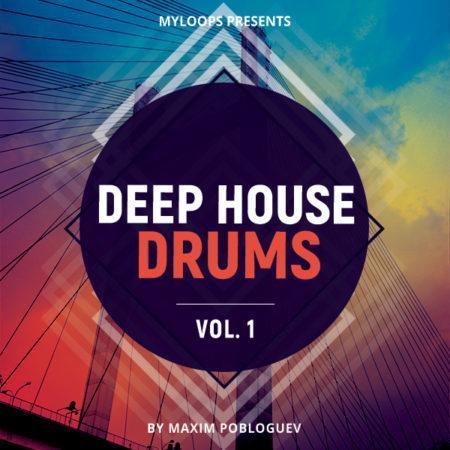Deep House Drums Vol 1 Sample Pack