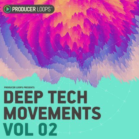 Deep Tech Movements VOL 2 Producer Loops (1)