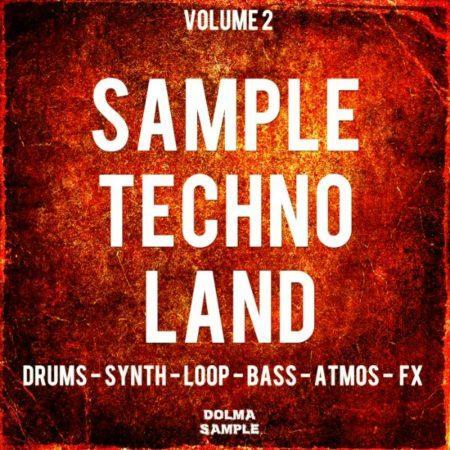 Dolma Loops - Sample Techno Land Vol. 2