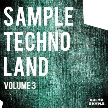 Dolma Loops - Sample Techno Land Vol. 3