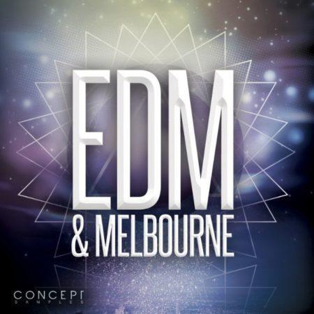 EDM and melbourne Sample pack by Concept Samples