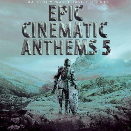 Epic Cinematic Anthems Vol 5 [600x600]