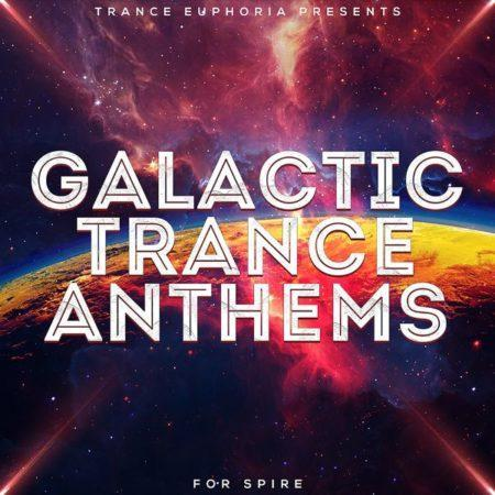 Galactic Trance Anthems For Spire [600x600]