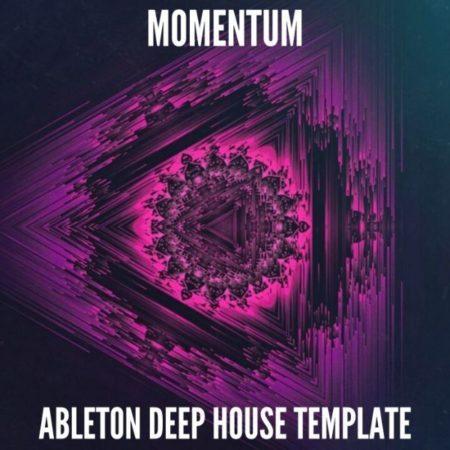 Jack Lazarus - Momentum (Ableton Live Deep House Template)