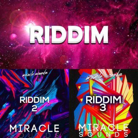 MS082 Miracle Sounds - RIDDIM BUNDLE