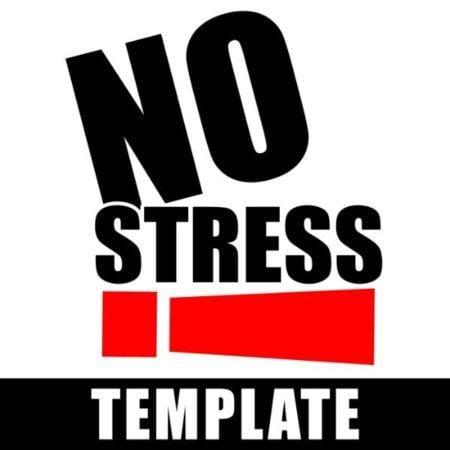 No Stress Cover FL Studio Template (By Cherry Coke)