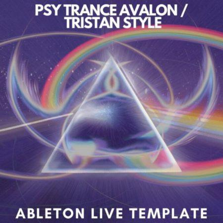 Psy Trance Avalon : Tristan Style (Ableton Template) By Steven Angel