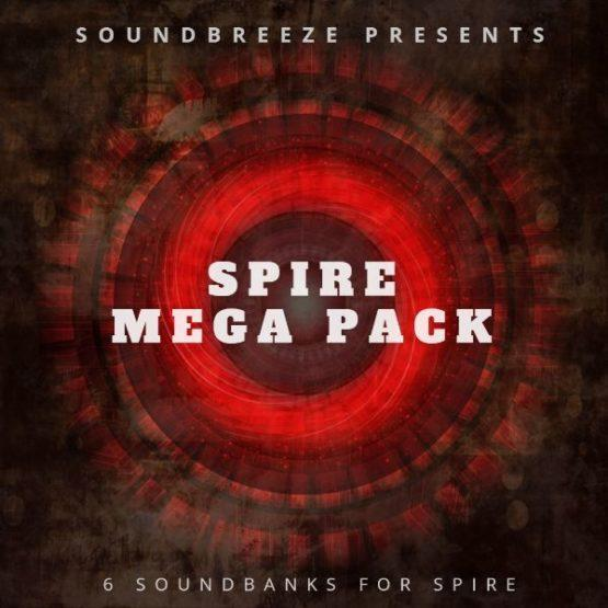 Spire Mega Pack (By Soundbreeze) Bundle