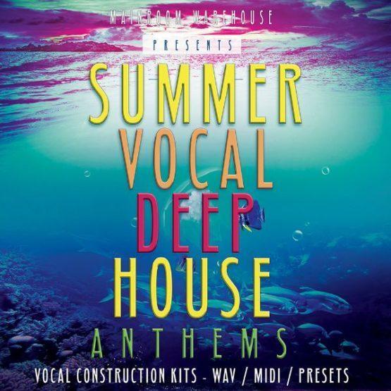 Summer Vocal Deep House Anthems [600x600]