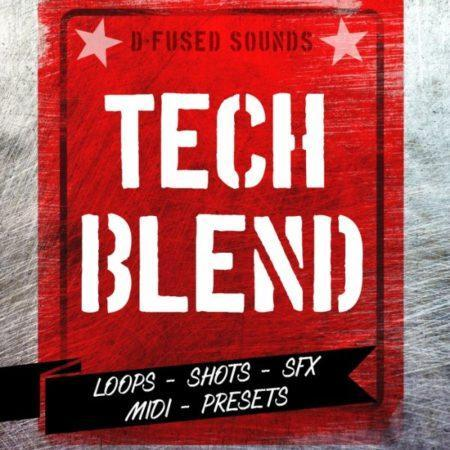 TECH BLEND Sample pack by D-Fused Sounds