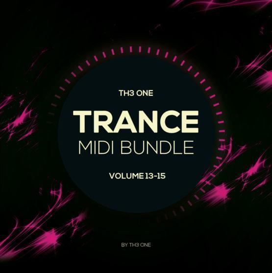 TH3-ONE-Trance-MIDI-Bundle-(Vol-13-15)