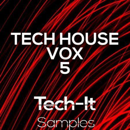 TIS092 Tech It Samples - Tech House VOX 5