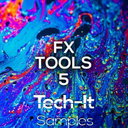 TIS093 Tech It Samples - FX 5