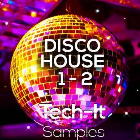 TIS094 Tech It Samples - Disco House 1-2 Bundle