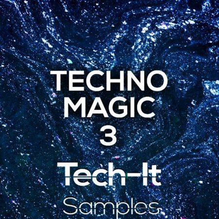 TIS095 Tech It Samples - Techno Magic 3