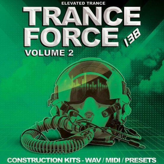 Trance Force 138 Vol 2 [600x600]