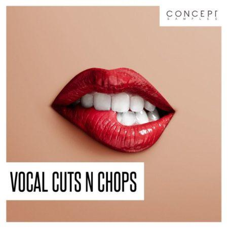 Vocal Cuts n Chops Sample Pack by Concept Samples