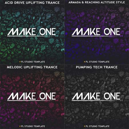 make-one-4-in-1-fl-studio-templates-pack