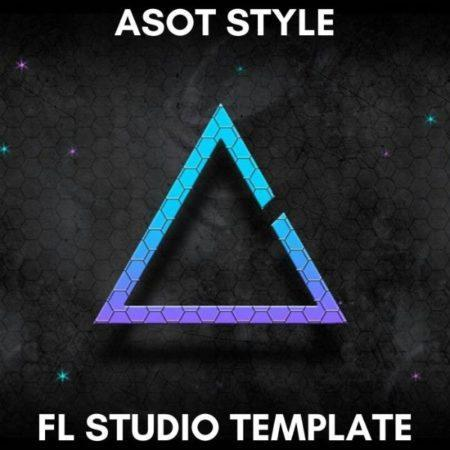 ASOT Style Trance FL Studio Template Bundle (3 in 1)