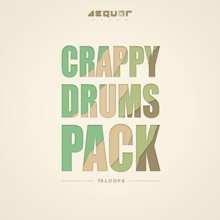 ASSL028 Crappy Drums Sample Pack By Aequor Sound