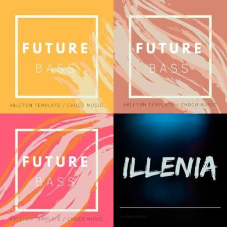 Ableton Live Future Bass Bundle (4 in 1)