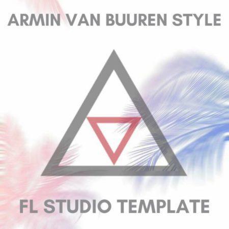 Armin Van Buuren Style Trance FL Studio Template Bundle (4 in 1)