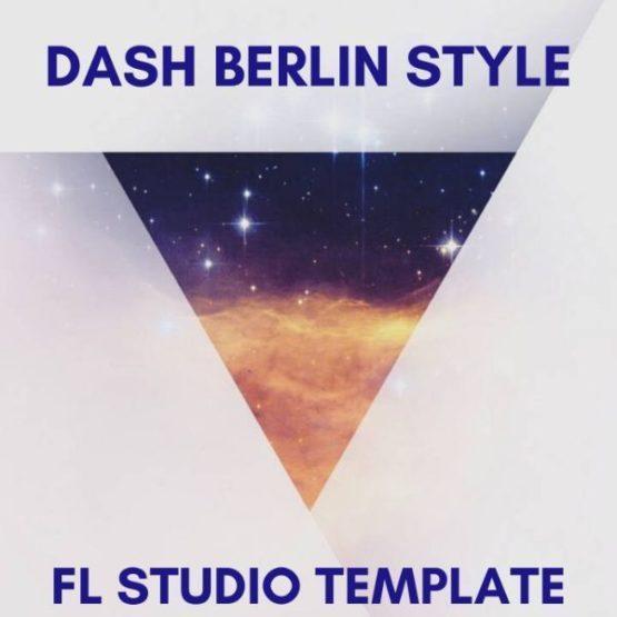 Dash Berlin Style Trance Fl Studio Template Bundle (3 in 1)