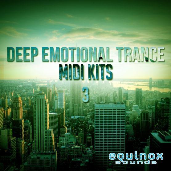 Deep Emotional Trance MIDI Kits 3