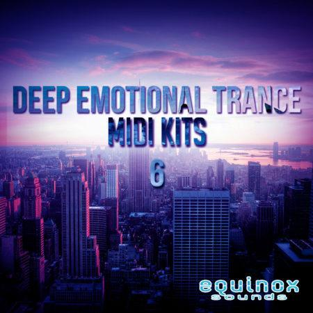 Deep Emotional Trance MIDI Kits 6