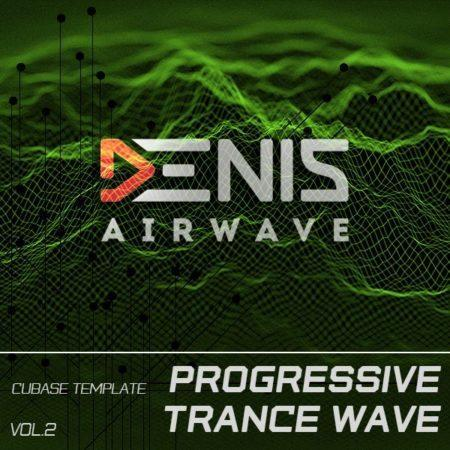 Denis Airwave - Progressive Trance Wave Vol.2 (Cubase Template)