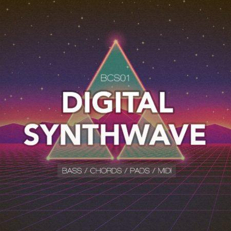 Digital Synthwave Sample Pack By Bingoshakerz
