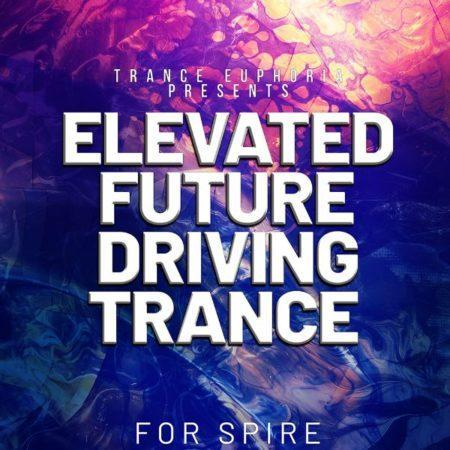 Elevated Future Driving Trance For Spire [600x600]