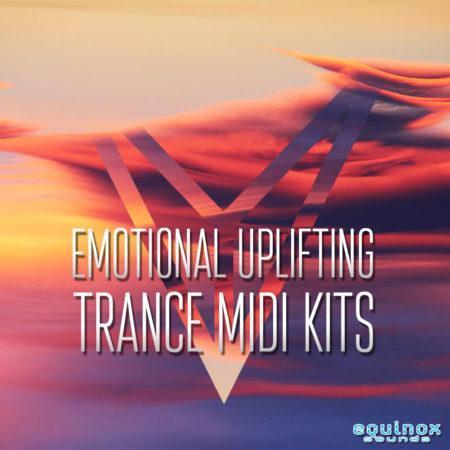 Emotional Uplifting Trance MIDI Kits