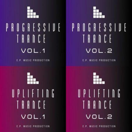 FL Studio Trance Bundle by Evgeny Pacuk (4 in 1)
