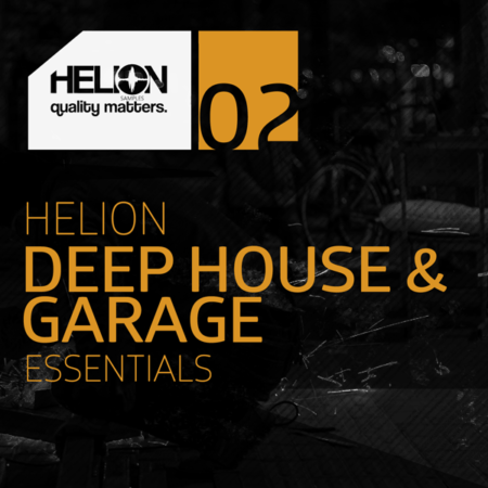 Helion Deep House & Garage Essentials Vol 2