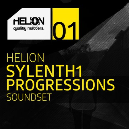 Helion Sylenth1 Progressions Vol 1