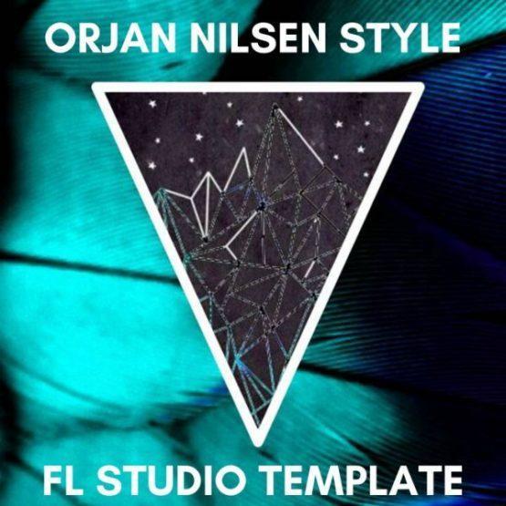 Orjan Nilsen Style Trance Fl Studio Template Bundle Vol. 3 (4 in 1)