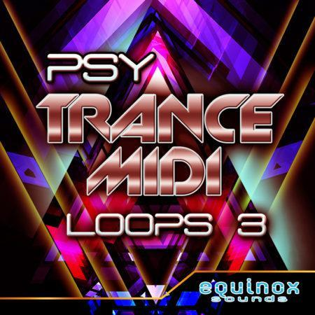 Psy Trance MIDI Loops 3