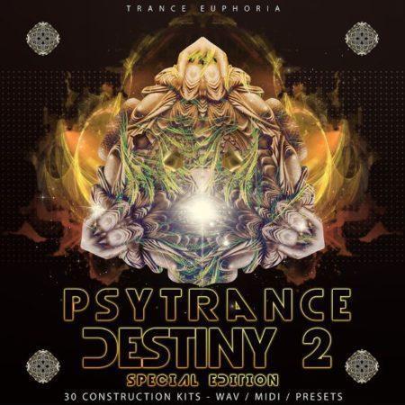 Psytrance Destiny Special Edition 2 [600x600]
