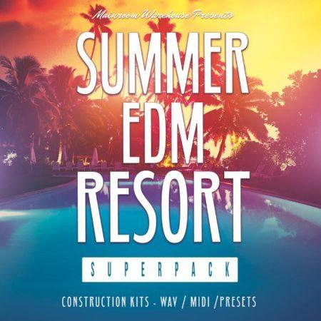 Summer EDM Resort Superpack [600x600]