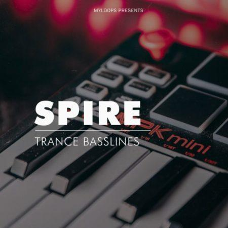 TH3 ONE-Spire Trance Basslines cover
