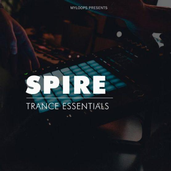 TH3 ONE-Spire Trance Essentials cover