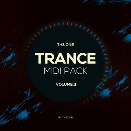 TH3-ONE-Trance-MIDI-Pack-Vol-11