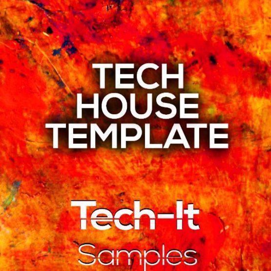 TIS096 Tech It Samples - Tech House Template