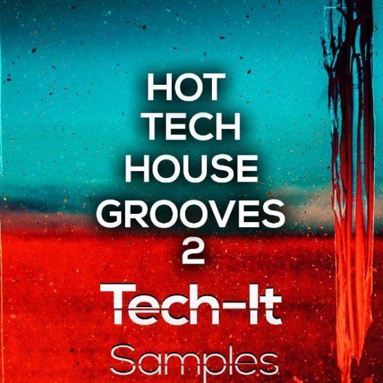 TIS097 Tech It Samples - Hot Tech House Grooves 2